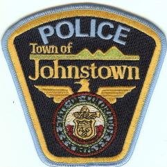 Johnstown Colorado Police Patch