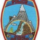 Ouray Colorado Police Patch