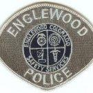 Englewood Colorado Police Patch