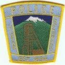 Victor Colorado Police Patch