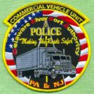 Delaware River Port Authority Vehicle Enforcement Police Patch