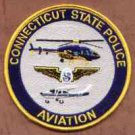 Connecticut State Police Helicopter Air Unit Patch