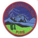 Rocky Mountain National Forest USFS Fire Crew Patch
