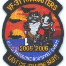 VF-31 TOMCATERS WESTPAC 05-06 MILITARY AIRCRAFT PATCH