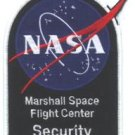 NASA Marshall Space Flight Center Security Patch