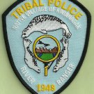 Kwinhagak River Alaska Tribal Ranger Police Patch
