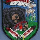 Hannaville Potawatomi Michigan Tribal Police Patch