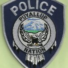Puyalluyp Nation Washington Tribal Police Patch