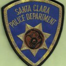 Santa Clara New Mexico Tribal Police Patch