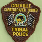 Colville Washington Tribal Police Patch