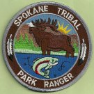 Spokane Tribal Park Ranger Enforcement Police Patch