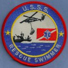 UNITED STATES SECRET SERVICE RESCUE SWIMMER PATCH