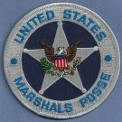 United States Marshal Posse Police Patch