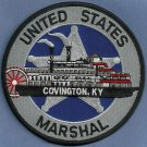 United States Marshal Covington Kentucky Police Patch