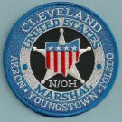 United States Marshal Cleveland Area Police Patch