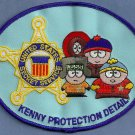 UNITED STATES SECRET SERVICE KENNY PROTECTION DETAIL PATCH
