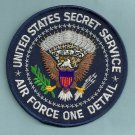 UNITED STATES SECRET SERVICE AIR FORCE ONE DETAIL PATCH