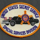 UNITED STATES SECRET SERVICE LIMOUSINE DIVISION PATCH