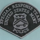 United States Mint Special Response Team SRT Police Patch