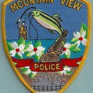 Mountain View Arkansas Police Patch