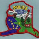 North Pole Alaska Police Patch