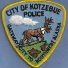 Kotzebue Alaska Police Patch