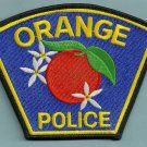 Orange California Police Patch