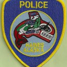 Haines Alaska Police Patch