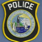 Lighthouse Point Florida Police Patch