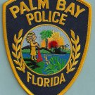 Palm Bay Florida Police Patch