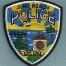 Juno Beach Florida Police Patch
