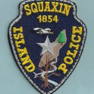Squaxin Island  Washington Tribal Police Patch