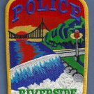 Riverside Illinois Police Patch