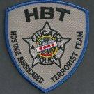 Chicago Illinois Police Terrorist Hostage Team Patch