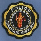 Annapolis Maryland Police Patch
