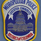 District of Columbia Police Patch