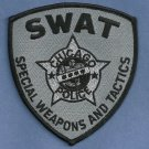 Chicago Illinois Police SWAT Team Patch