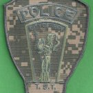 Troy Michigan Police TST SWAT Team Patch