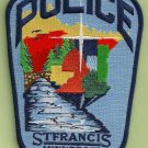 St. Frances Minnesota Police Patch