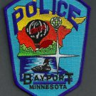 Bayport Minnesota Police Patch