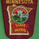 Minnesota State Patrol Police Patch