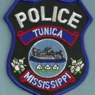 Tunica Mississippi Police Patch River Boat