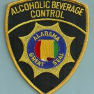 Alabama Alcoholic Beverage Control Police Patch