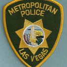 Las Vegas Nevada Police Patch