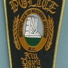 Kill Devil Hills North Carolina Police Patch First Flight
