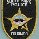 South Park Colorado Police Patch