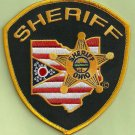 Ohio State Sheriff Police Patch