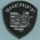 Ohio State Sheriff Police Tactical Patch
