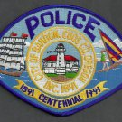 Bandon Oregon Police Millennium Patch