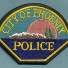 Phoenix Oregon Police Patch